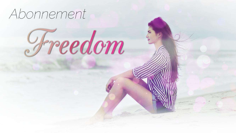abonnement Freedom - Pole-Emotion